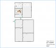 Два дома на одном участке, обмен на квартиру.